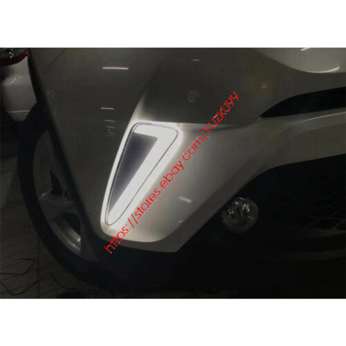 LED DRL For Toyota CH-R 2017 2018 Daytime Running Light Fog Lamp W Turn Signal