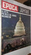 EPOCA 24 dicembre 1961 Washington Nehru e Mao Gyorgy Cziffra Eichmann Bardot di