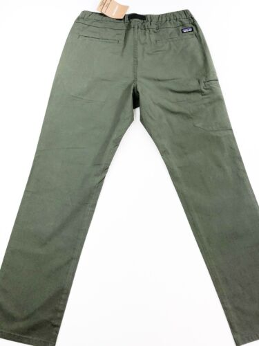 Industrail Green Patagonia Light Weight Cotton Gi 111 Slim Fit Pants