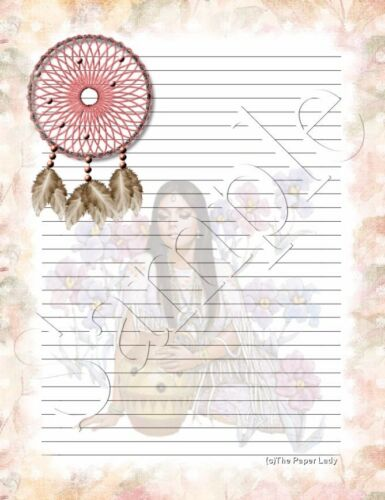 009//Day Dreamer stationery writing paper set