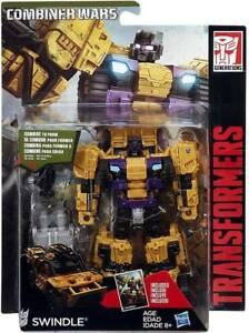 Transformers-Generations-Combiner-Wars-Deluxe-SWINDLE-Bruticus-NEW-FREE-SHIPPING