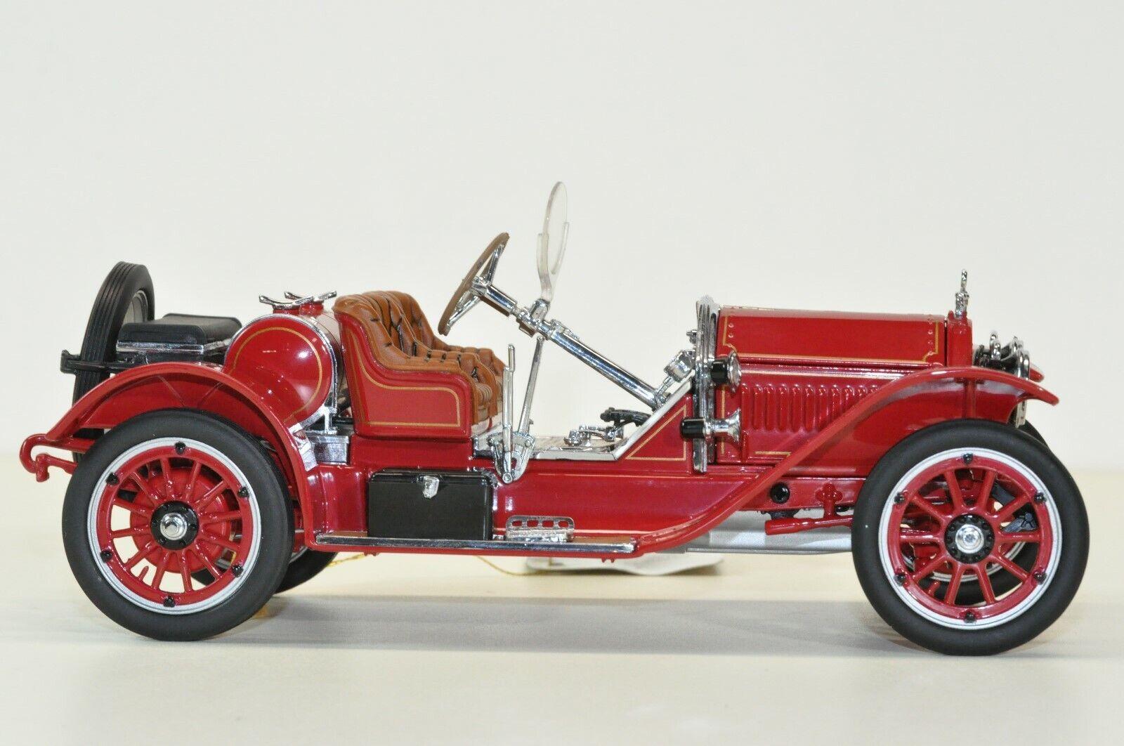 mejor opcion Raro Franklin mint Stutz Bearcat Bearcat Bearcat Roadster 1 24 1915-Nbr Ltd Ed  2 de 2500  tienda de venta en línea
