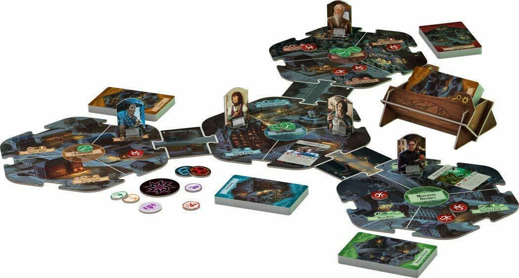 Arkham Horror tavola gioco Third edizione by fantasyc volo volo volo giocos 412b1a