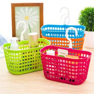 Badezimmer-Korb-Halter-Reinigungsmittel-Shampoo-Behalter-Kosmetische-Wurze-G