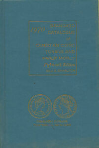 Standard-Catalogue-Canadian-Coins-Tokens-Paper-Money-by-Charlton-1970-18th-Ed-W8