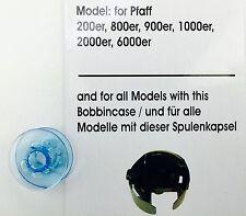 Spulen für Pfaff Nähmaschine Pastik Spulchen 10 er Pack Klassen 600 800 900 1000