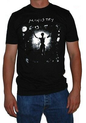"""Ministry """"Psalm 69"""" T-Shirt - FREE SHIPPING"""