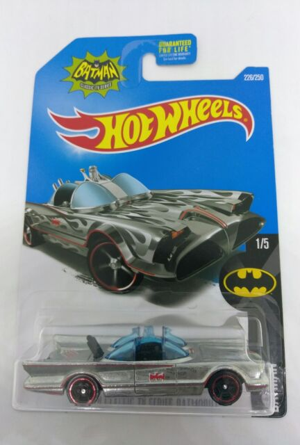 Sonstige Spielzeug-Artikel Hot Wheels Fahrzeug Retro Jl Batmobil