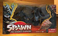 RARE McFarlane Toys Spawn The Samurai Warriors Limited Exclusive 2-Pack Box Set