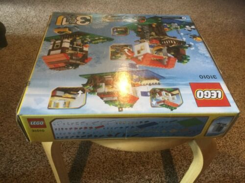 31010 NIB LEGO Creator Treehouse BOX SHOWS WEAR.