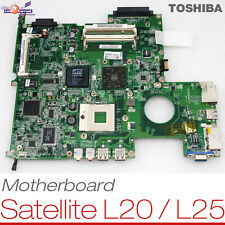 MOTHERBOARD TOSHIBA SATELLITE L20 L25 A000004570 L2 TECRA L2 BOARD -118 -132 050