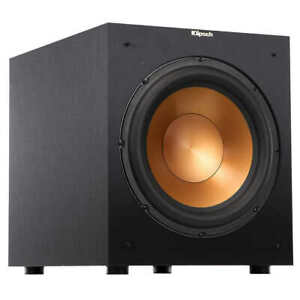 Klipsch-R-12SW-Powered-Subwoofer-Reference-Black