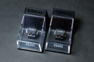 2-pcs-SHURE-N44GX-Stylus-for-cartridge