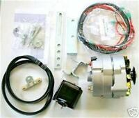 Ford 9n 2n 8n Tractor Alternator Conversion Kit 12 Volt Ft Dist 8ne10300alt