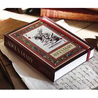 Weekly Day Daily Planner Journal Organizer_Alice in Wonderland Diary V1_RABBIT