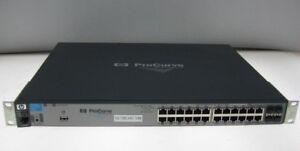 HP ProCurve J9145A 2910AL-24G 24-Port Managed Gigabit Ethernet Switch