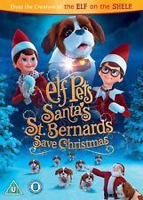 Elf Pets: Santa's St Bernards Save Christmas [DVD]
