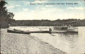 Wrentham-MA-Steamer-Pearl-at-the-Landing-c1910-Postcard-2