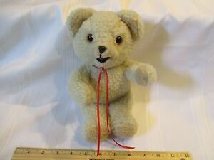 Russ-Berrie-amp-Co-DOUDOU-OURS-1986-LEVER-BROTHERS-COMPANY-10-034-Teddy-Toy-Plush
