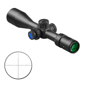 DISCOVERY-SFP-1-10MIL-HD-5-25X50SFIR-Shock-Proof-Zero-Lock-Hunting-Rifle-Scope