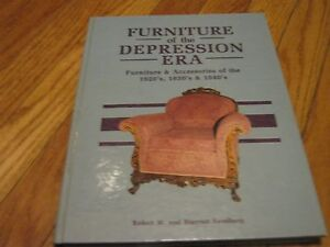 1987 Furniture Of The Depression Era 1920 S 1930 1940