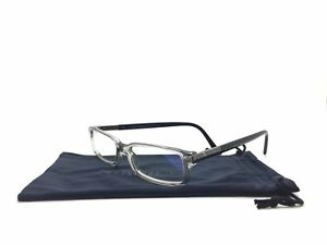 8dc07752f03 Bvlgari Clear Eyeglasses BV 3005 823 50 mm Italy fashion demo lenses ...