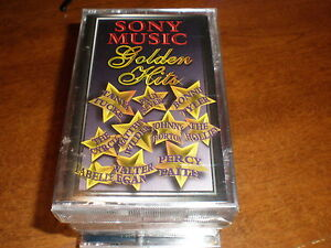 Sony-Music-CASSETTE-Golden-Hits-SEALED