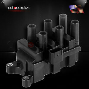 New Ignition Coil Cassette Pack For 2001 2008 Ford F 150 4