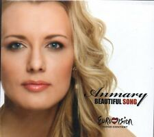 MAXI CD EUROVISION 2012 Lettonie : Anmary Beautiful Song 2-track Digipack + RARE