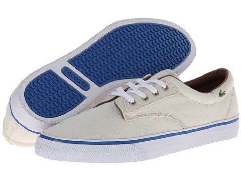 Lacoste Barbados CS LEW   7-27LEW34002L3 Natural Casual scarpe scarpe scarpe da ginnastica 5.5 - 9 dabcdc