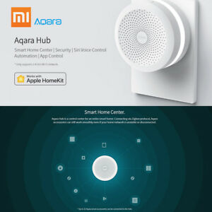 Home Improvement Aqara Hub Mi Gateway With Rgb Led Night Light Smart Work With For Apple Homekit And Aqara Smart App For Xiaomi Smart Home High Quality Smart Human Body Sensors