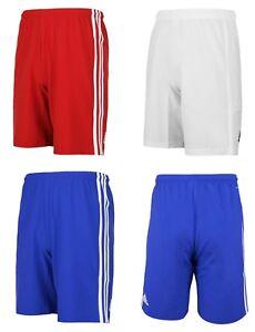 126a04e2e Adidas Men Condivo 18 3-Stripe Shorts Pants Blue White Red Soccer ...