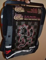 Icp Insane Clown Posse Fleece Throw Blanket Hold Your Hatchet High 45 By 60