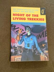 Night-of-the-Living-Trekkies-by-Kevin-David-Anderson-amp-Sam-Stall-Softback-Book