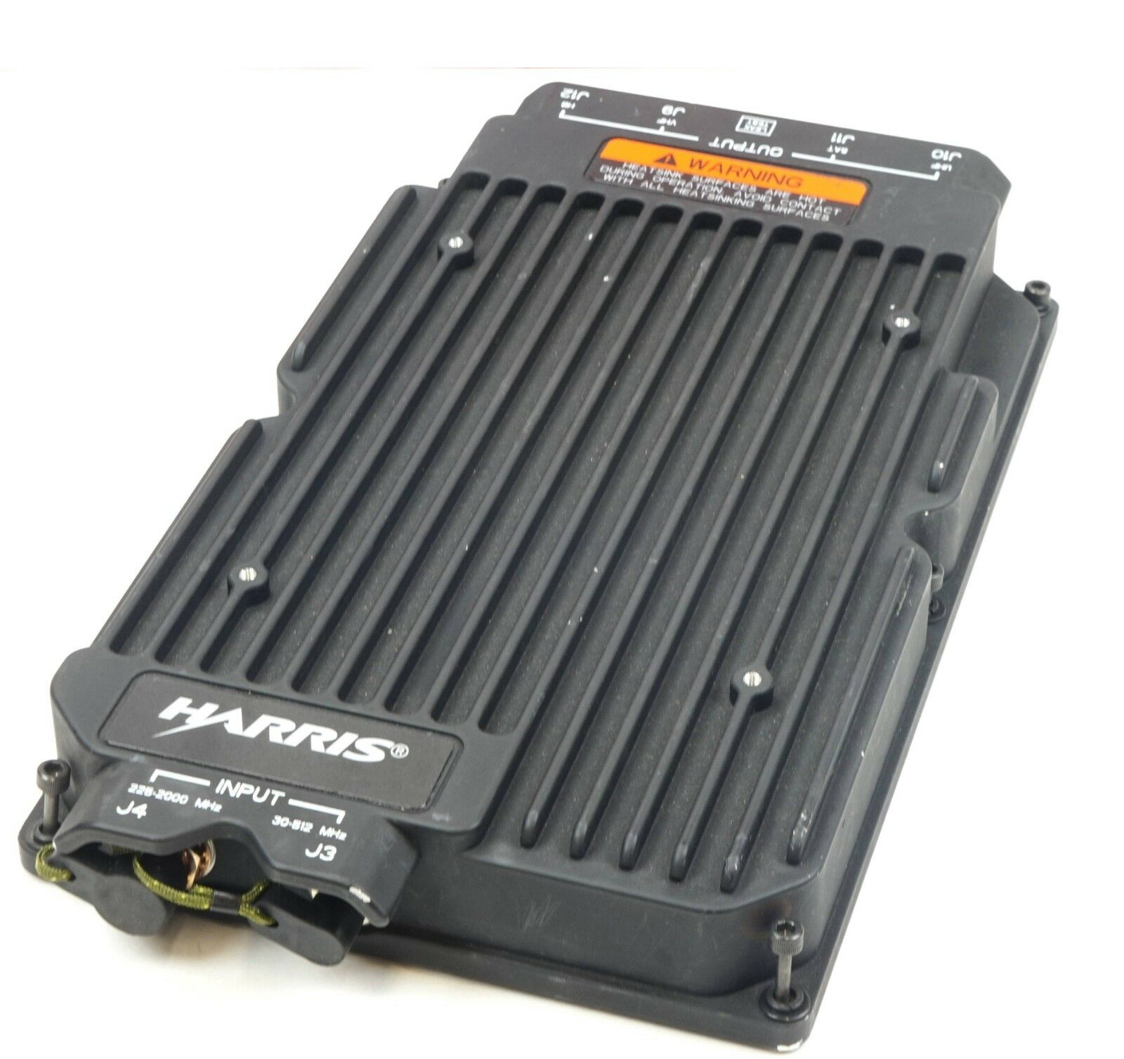 Harris Multiband Amplifier
