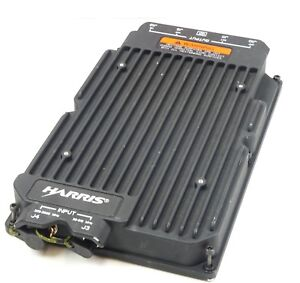 Details about Harris Falcon III RF-7800M-V150 2GHZ Multiband Amplifier  Adapter 50Watts