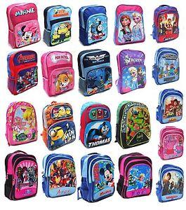976318b7d3 NEW LARGE KIDS BACKPACK BOYS GIRLS SCHOOL BAG CHILDREN CARTOON PAW ...