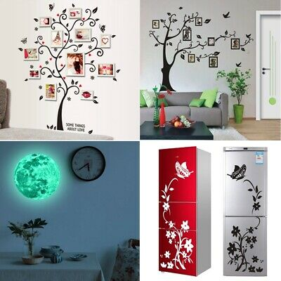 Stickers Parete Albero.M2 Wall Decals Wall Stickers Wall Decal Picture Photo Frame Tree Memories Ebay