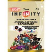 Disney Infinity Power Disc Tru Toys R Us Exclusive Series 1 Mike's Car