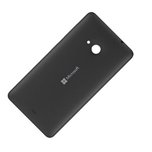 Coque-Arriere-Cache-Batterie-Nokia-Lumia-535-Couleur-Noir-Dispo-france