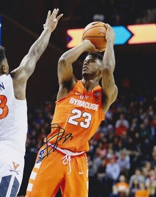Frank Howard Signed Autograph Auto 8x10 Photo Picture Syracuse Orange Su W/coa Cool In Summer And Warm In Winter Basketball