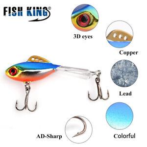Walleye-Artificial-AD-Sharp-Lead-Hard-Hook-Ice-Fishing-Lure-Winter-Bait