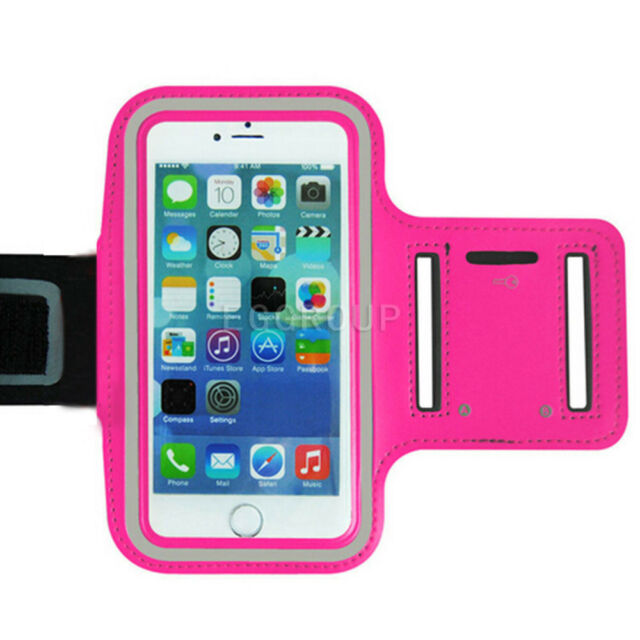 Sports Running Jogging Gym Armband Arm Band Pouch Holder Case Cover for Phones