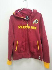 redskins women's sweatshirt
