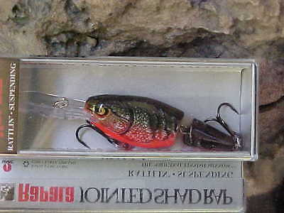 Rapala Jointed Suspending Shad Rap 5 JSR05 BSD BLUE SHAD for Bass//Walleye//Pike