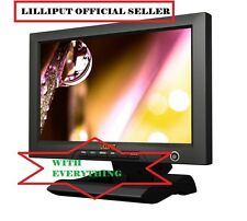 """LILLIPUT  10.1"""" FA1013-NP/H/Y/S 3G-SDI 16:9 HDMI FIELD Monitor with support 24SF"""