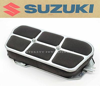 SUZUKI GT750 AIR FILTER CLEANER 1974-1977