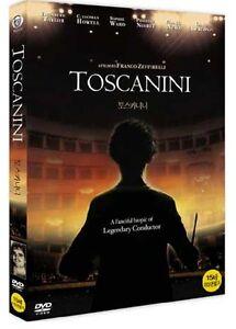 TOSCANINI-1988-Franco-Zeffirelli-DVD-NEW