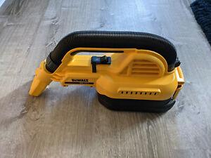 DEWALT DCV517B 20V MAX Cordless Portable Wet/Dry Vacuum Kit - Yellow