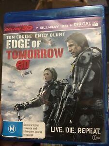 Edge-Of-Tomorrow-ex-rental-BLU-RAY-2014-Tom-Cruise-sci-fi-movie-2D-version